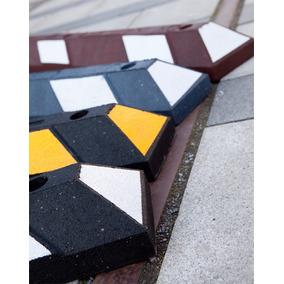Tope De Estacionamiento Homepark 56cm Negro-amarillo 13190-h