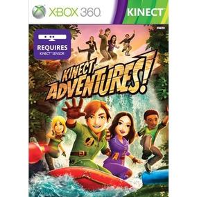 Jogo Kinect Adventures Para Xbox 360 Mídia Físi Frete Grátis