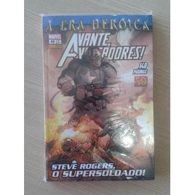 Avante, Vingadores! Vols. 49 E 50 (box)
