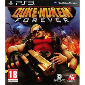 Ps3 - Duke Nukem Forever (mídia Física)