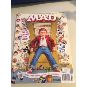 Revista Mad Importada Australia No. 500 Nova
