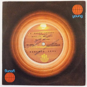 Roberto Leal - A Banda Chegou - Compacto Promo - 1981