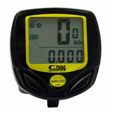 Velocímetro Digital Odômetro Wireless Bike À Prova D