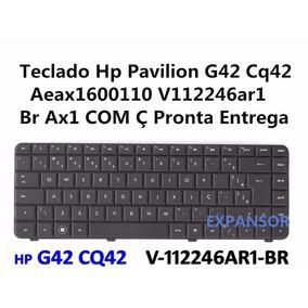 Teclado Notebook Hp Aeax1600110 G42 Compaq Cq42 Pavilion Br