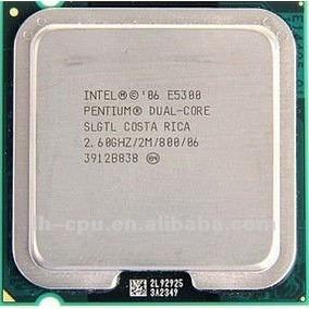 Processador Intel Dual Core 2.6 Socket775