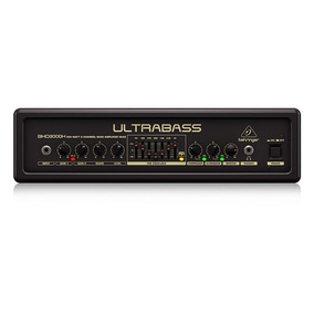 Behringer Bxd3000h Amplificador Head De Baixo Cabeçote Loja