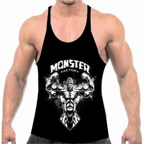 Regata Tank Top Academia Fabrica De Monstro Monster Factory cc39edca5b3