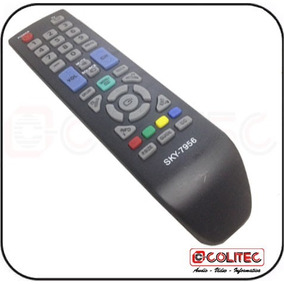 Controle Remoto Samsung Lcd Sky-7956 Tv Led Lcd