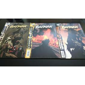 Batman Panini Diversos Números