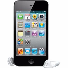 Ipod Touch, 8gb, Apple, Preto, 4 Geração, Lacrado, Vitrine