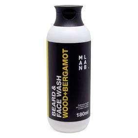 Shampoo Para Barba - Wood + Bergamot Man Lab