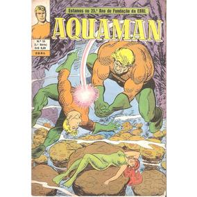 Aquaman Nº 16 - Julho De 1970 - Ebal