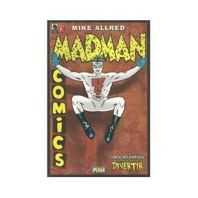 Hq Madman Mike Allred Volume 1 ! Dark House Book