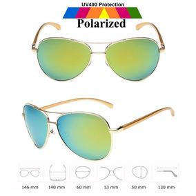 Óculos De Sol Aviador Polarizado Esportivo Masc. E Feminino 54bb5e4c3f