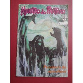 Revista Monstro Do Pântano Nº 05/1990