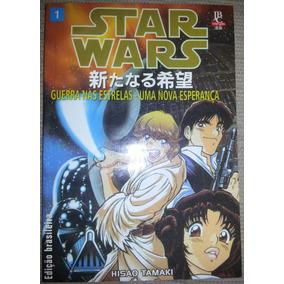 Mangá Star Wars Guerra Nas Estrelas Uma Nova Esperança Nº 1