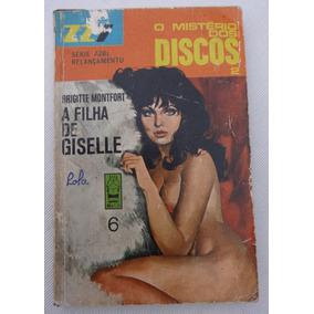 Zz7 Azul Nº 6: O Mistério Dos Discos 2 - Brigitte Montfort