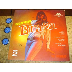4a5c5591e7e80 Lp Brasa The Terribles - Música no Mercado Livre Brasil