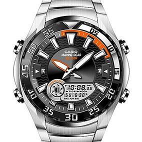 796ecf22855 Relogio Casio Mod Amw 710 - Relógios no Mercado Livre Brasil