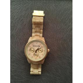 efb30f85f04 Relógio Michael Kors Mk5307 Madrepérola Oversized - Relógios De ...