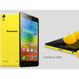 Lenovo K3 Note K50-t3s Android 6.0