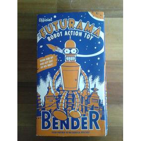 Bender Futurama - Movido A Corda