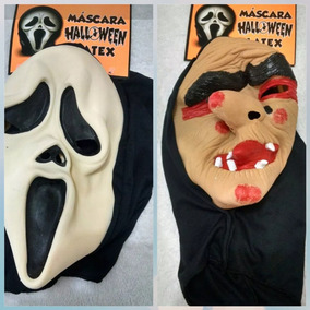 Mascara Da Morte E Bruxa