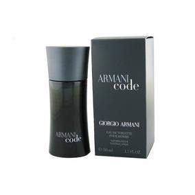 46e19790c Armani Code 50ml Perfumes Importados Masculinos - Perfumes no ...