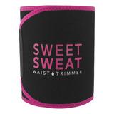 Cinta Neoprene Sweet Sweat Original Rosa Lançamento