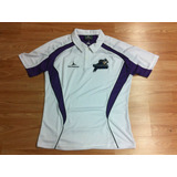 Camisa Polo Titanium Warriors Rugby Olorun M Nova