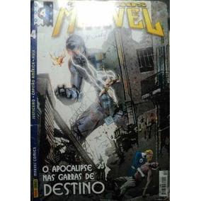 Hq - Panini - Paladinos Marvel N°04