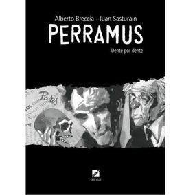 Perramus - Dente Por Dente - Alberto Breccia - Edição Luxo