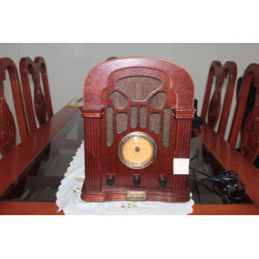 Rádio Catedral Modelo Thomas Edição De Colecionador. Lindo!