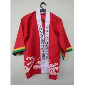 Belo Kimono Japones Ñ Incenso Katana Sushi Faca Japão Orient