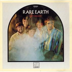 Cd Rare Earth Get Ready 1969 Importado First Press!!!
