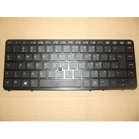 Teclado Hp Elitebook 840 G1 850 G1 Iluminado Br