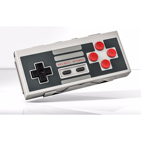 Gamepad Joystick Nes 30 Nintendo Bluetooth Iphone Android Pc