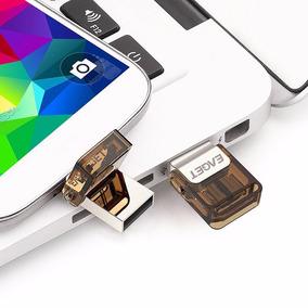 Flash Memory Pendrive Eaget Usb Otg 32gb