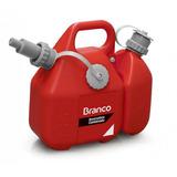 Reservatório Combinado Gasolina+óleo 2 T Branco