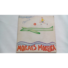 Compacto - Moraes Moreira - Sangue, Swing E Cintura - 1982