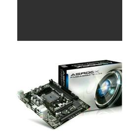 Kit Gamer Asrock Fm2a55m-hd + A8 7650k