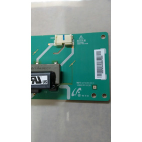 Placa Inverter Tv Samsung Ln40d550k1