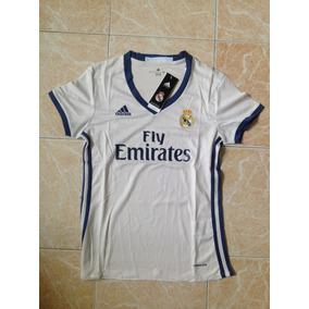649755c1a41dc Jersey Real Madrid Gris Dama Usado en Mercado Libre México