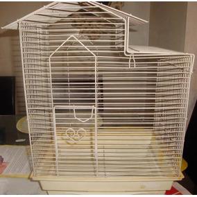 Jaulas Para Periquitos De Amor, Hanster Conejos Y Otros