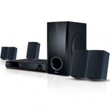 Home Theater Lg, Reproductor De Blu-ray, 5.1, 330 W, Negro
