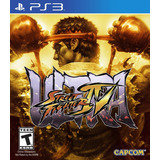 Ultra Street Fighter 4 - Ps3 - Digital - Manvicio Store