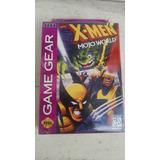X-men Mojo World Nuevo Sellado Sega Game Gear. Kuy