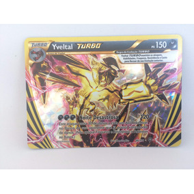 Carta Pokemon - Yveltal Turbo Break - 66/114