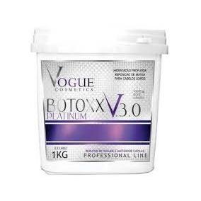Botox Matizador Platinum - Vogue Cosmetics