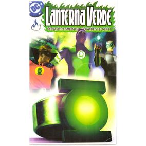 Lanterna Verde Gerações Esmeralda Gerações Do Medo Mythos Ed